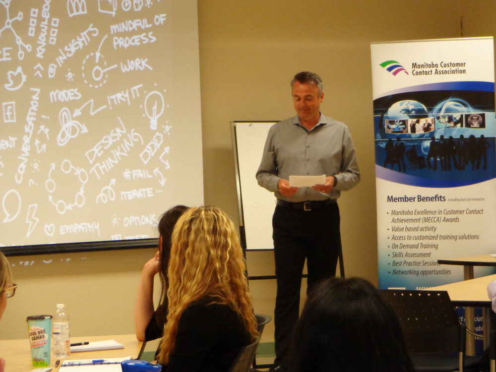 Cx Experience Journey Mapping - Manitoba Customer Contact